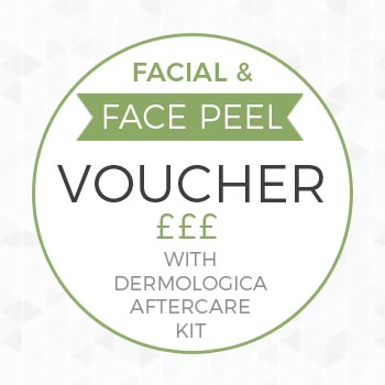 face peel voucher