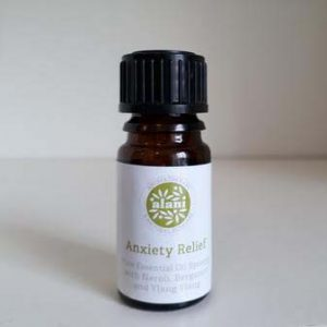 Anxiety Relief Synergy Diffuser Oil