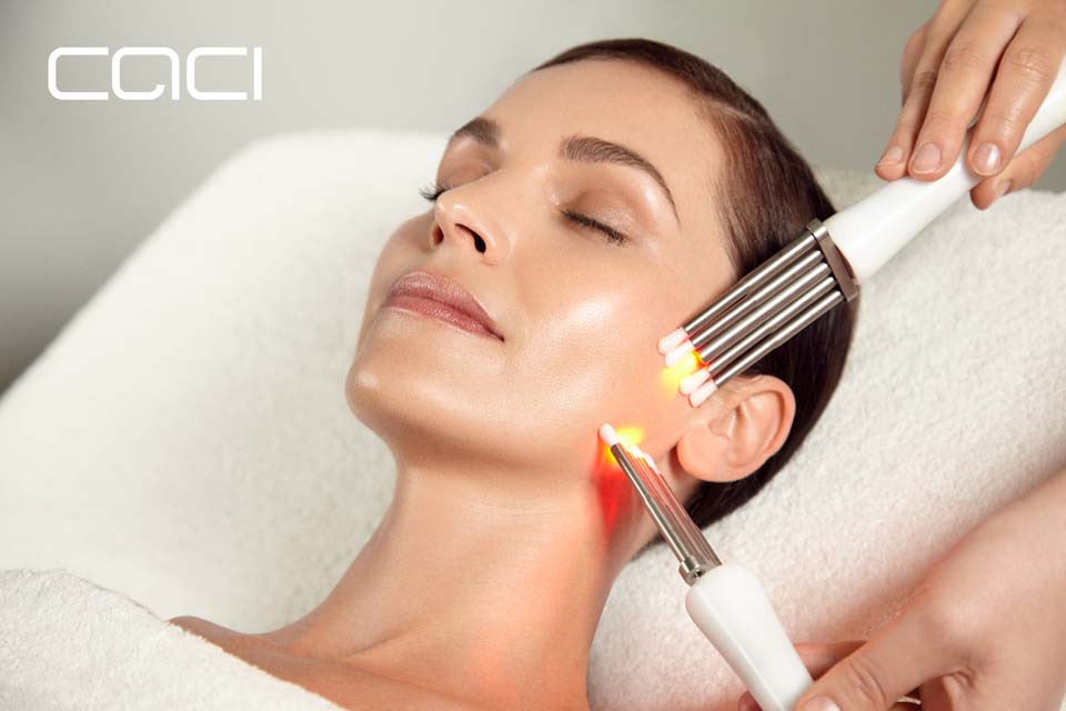 caci synergy facial treatments